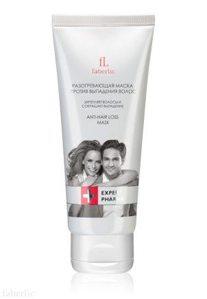 Разогревающая маска против выпадения волос cерии Expert Pharma Артикул: 8349